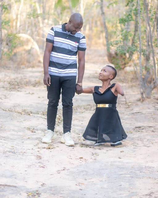 Motivational Speaker Who Was Born Without Limbs discloses she Is getting married (Photos)