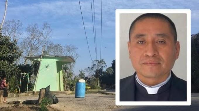 ¡El sacerdote que reportaron desaparecido estaba preso!
