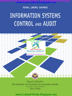 Information Systems Control and audit for CA