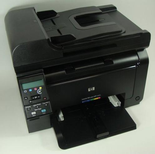 hp laserjet 100 color mfp m175nw drivers mac
