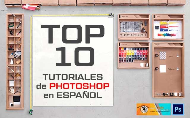 Los 10 Mejores Tutoriales de Photoshop en Español by Saltaalavista-Blog