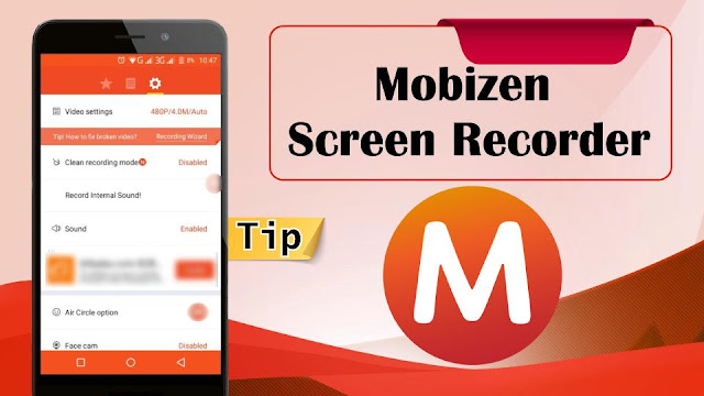 Download Screen Recorder Mobizen Free