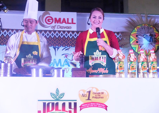 Chef Donita Rose shares her #JollyHeartMate Chicken Curry with Durian