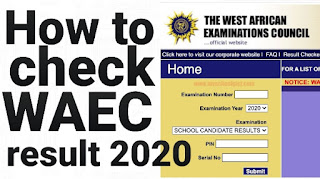 Waec result checker release date 2020