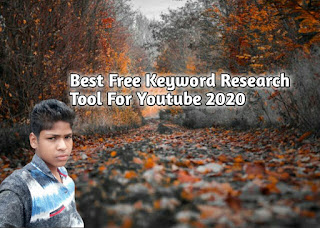 5+Best Free Keyword Research Tool For Youtube 2020