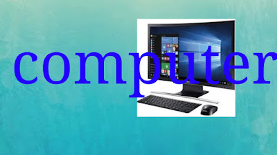 Use of computer image
