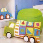patron gratis camion amigurumi | free amigurumi pattern truck