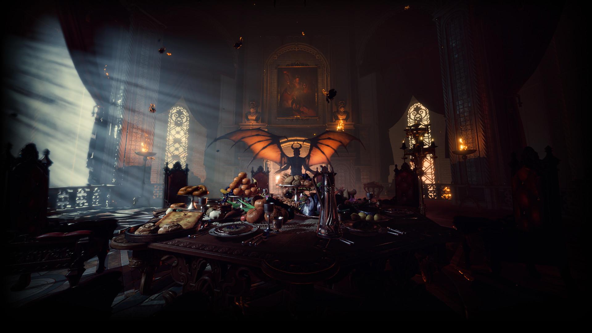 Baldur's Gate 3 - Banquete