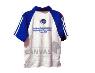 Kaos Oblong Kubu Raya Kalimantan Barat