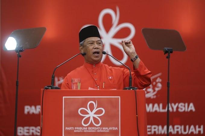 [Video] Orang Melayu Bersama DAP Adalah Pengkhianat Bangsa - Muhyiddin