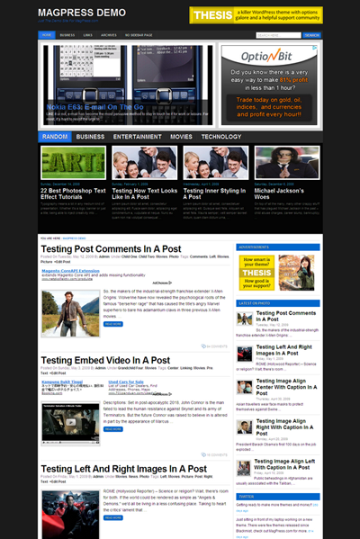 Stelar Free WordPress Theme