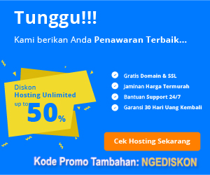 Hosting Unlimited Indonesia