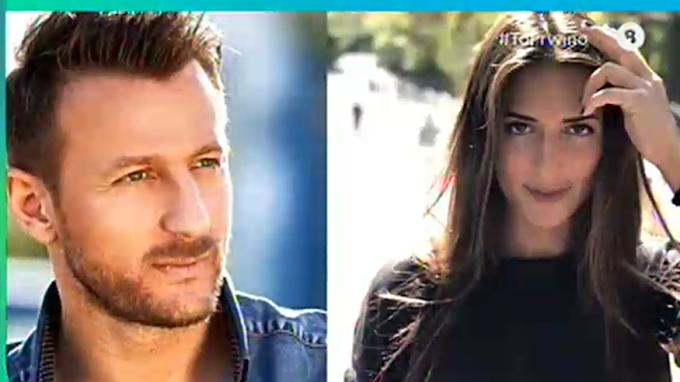 Εύη Σαλταφερίδου: Τρελά ερωτευμένη με αγαπημένο Έλληνα τραγουδιστή