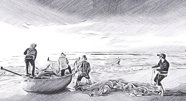 Sajak Kaum Nelayan dan Puisi Lainnya