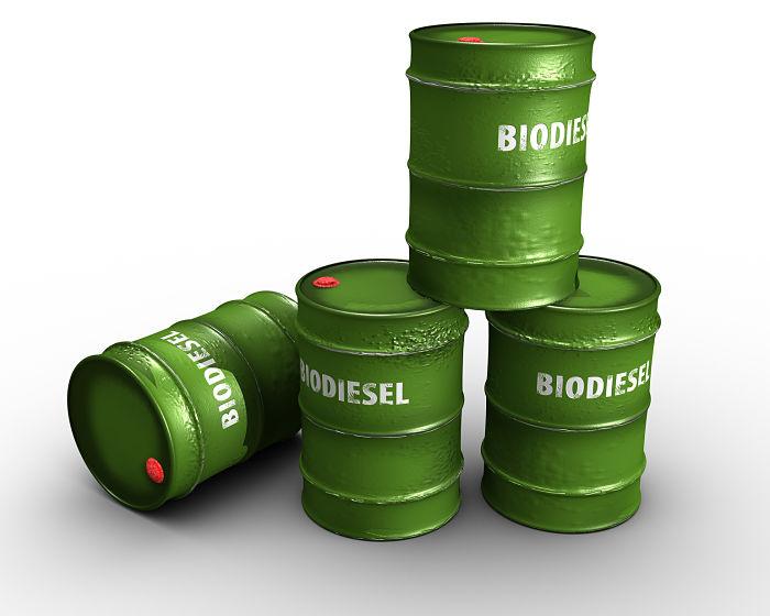 Tanques de biodiesel