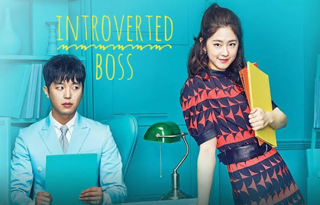 Download Drama Korea Introverted Boss Batch Subtitle Indonesia