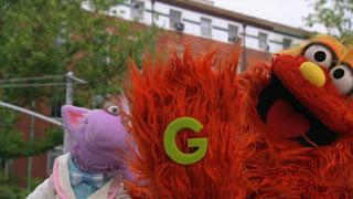 Sesame Street Episode 4306 The Letter G Song, Murray Dr. Ovejita letter G