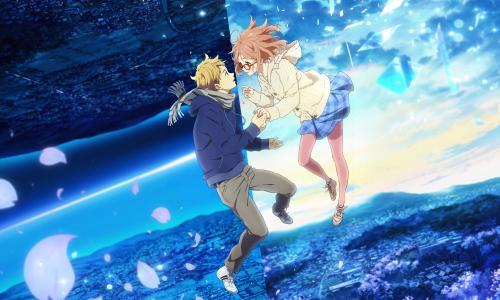 Kyoukai No Kanata di Rekomendasi Anime Romance - Drama Terbaik