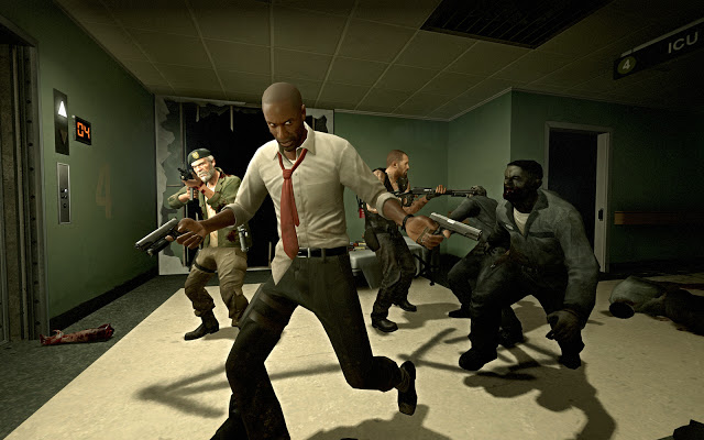 Download Left for Dead game highly compressed free for pc crack rip full version
