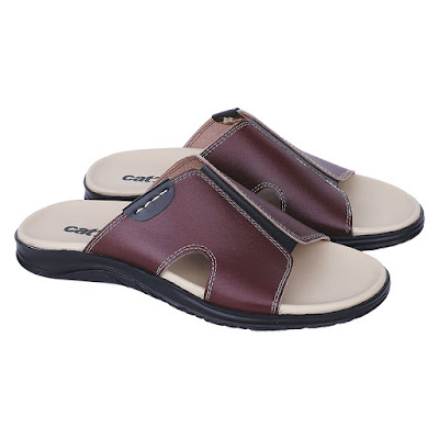 Sandal Kulit Pria Catenzo TU 043