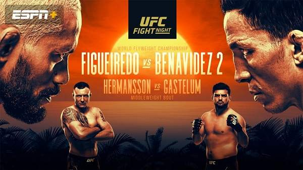Watch UFC Fight Night Figueiredo Vs Benavidez 2 7/18/2020 Online 18th July 2020 Download mp4
