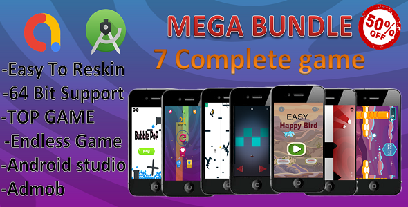 Gold Run (compete game+admob+android) - 1