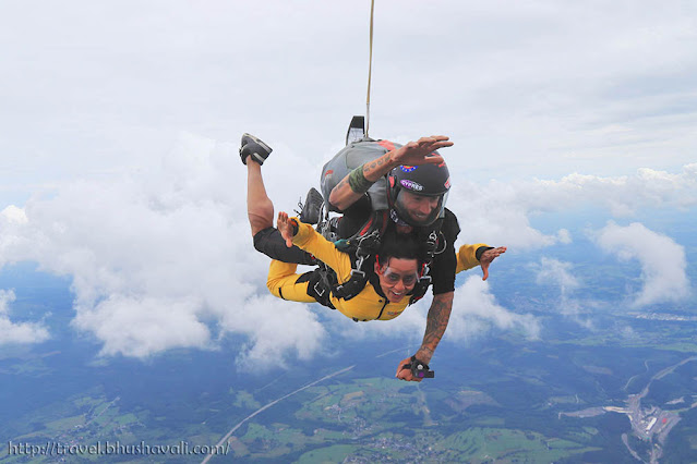 Best things to do in Spa Skydiving Spa Francorchamps Circuit