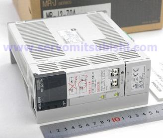 Đại lý bán bộ điều khiển động cơ Servo Amplifier MR-J2-70A 750W