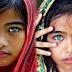 Suku Indonesia Mata Biru, Suku Mata Biru Pedalaman, Mata Mereka Warna Biru