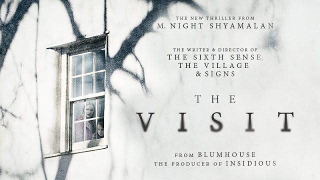 Plot Twist in The Visit !