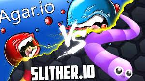 Aplicaciones Y Juegos Random Conociendo Agar Io Vs Slither Io