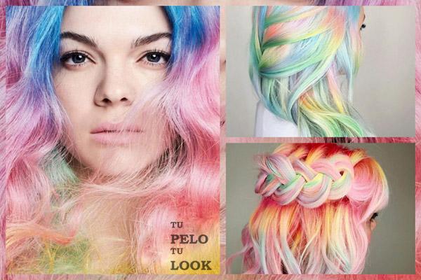 cabello de colores 2017