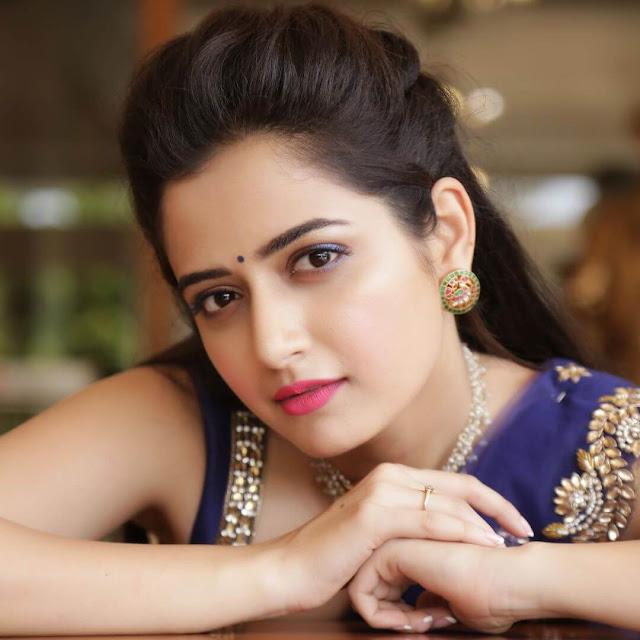 Ashika Ranganath 7