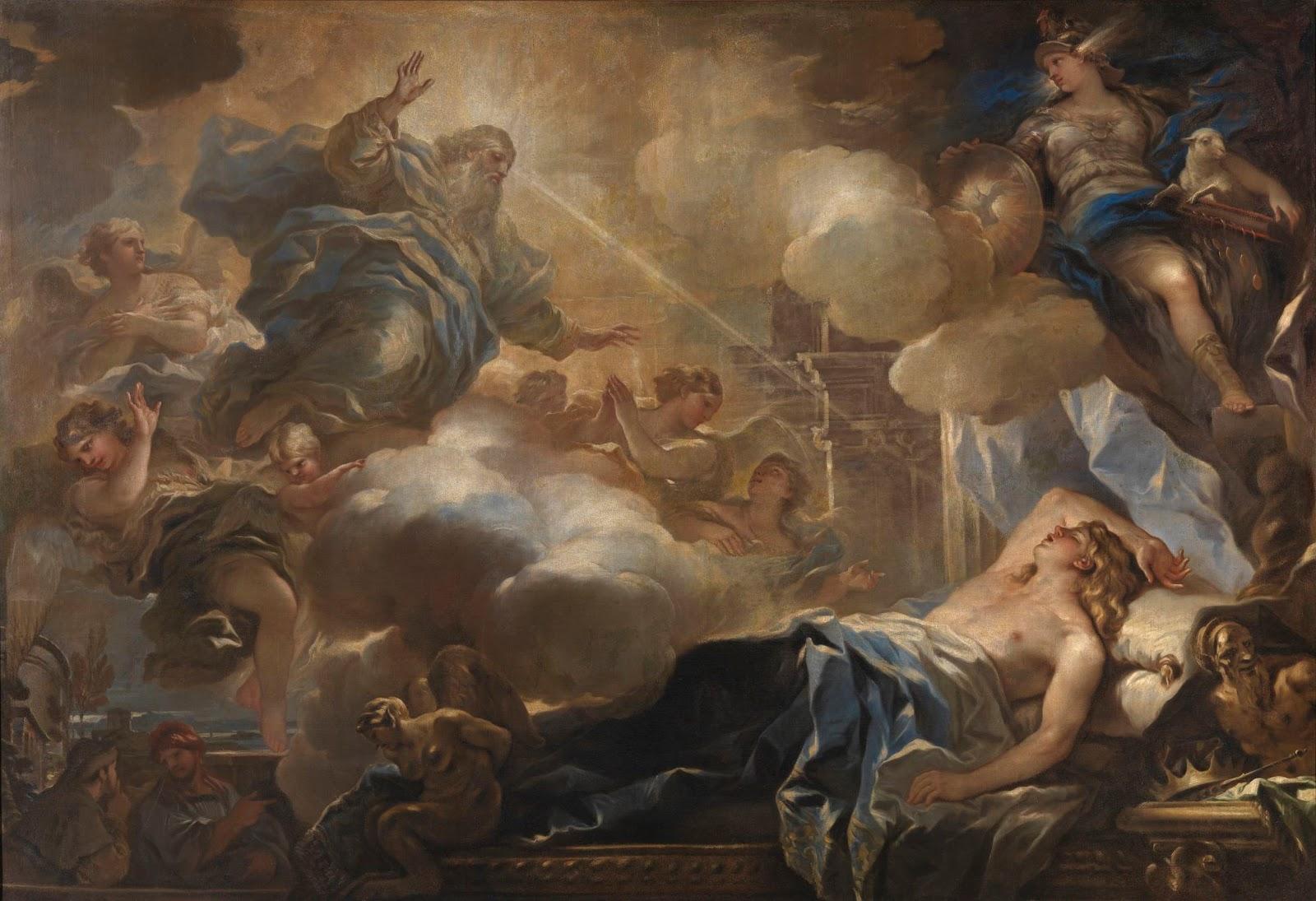 Spencer Alley European Religious Paintings At The Prado