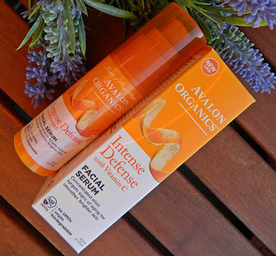 Avalon Organics serum vitamina C