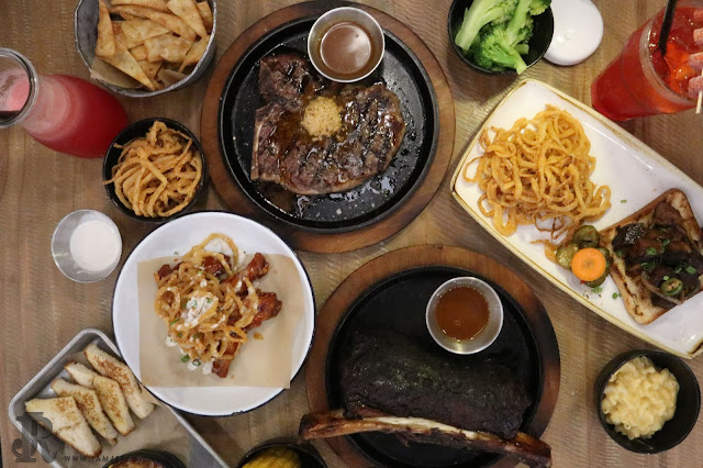 Food Review Famous Daves Bbq Home Of The Best Steaks And Barbeque In Abu Dhabi Iamjrtan