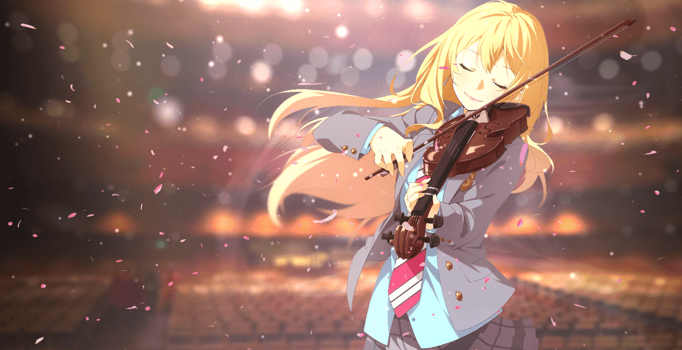Shigatsu wa Kimi no Uso / Your lie in April Kaori [Wallpaper Engine Anime]