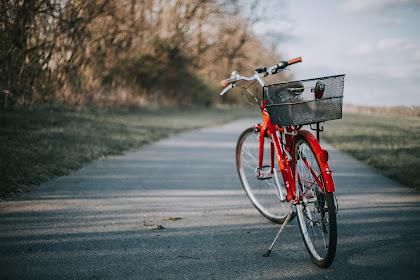 Beli Sepeda untuk Adek