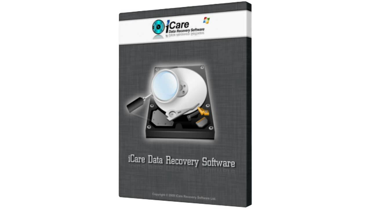 icare data recovery software with key