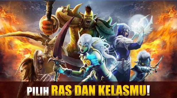 Download Order & Chaos Online 3D MMORPG v4.0.0f Mod Apk Terbaru