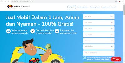Cara Cepat, Aman, dan Nyaman Jual Mobilmu di BeliMobilGue.co.id