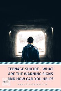 teenage suicide what are the warning signs and how can you help - pin