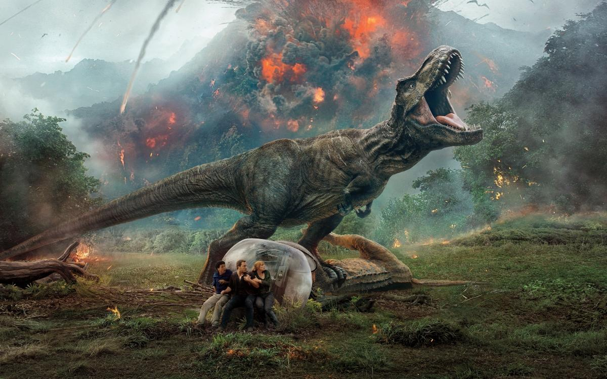 Movierulz: New picture for Jurassic World 3: You have never seen the Jurassic Park series like this!