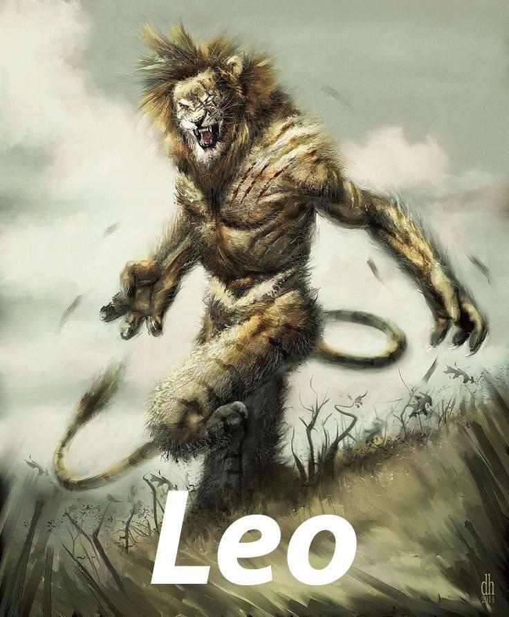 zodiac, horoscope, leo