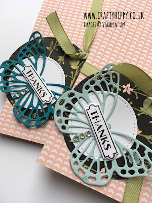 Create these gorgeous Designer Series Paper paperstack gifts for a friend.