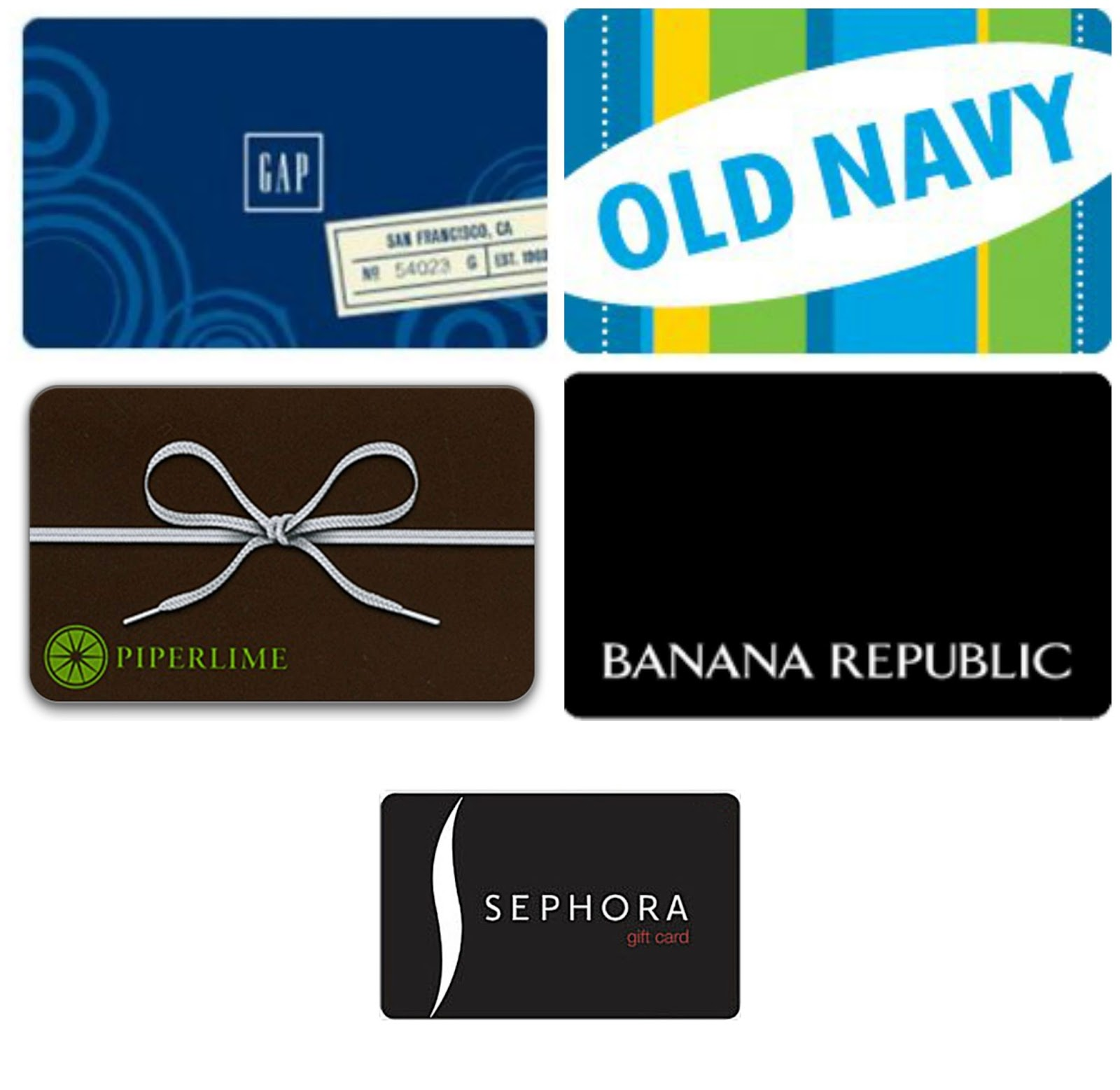 Safeway: Score $50 In GAP Brand Or Sephora Gift Cards For
