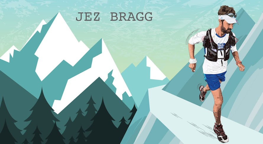 Jez Bragg - Ultra Distance Mountain, Trail and Road Runner