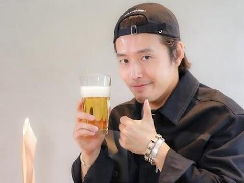 Kang Haneul shares his fun side through a sit down interview