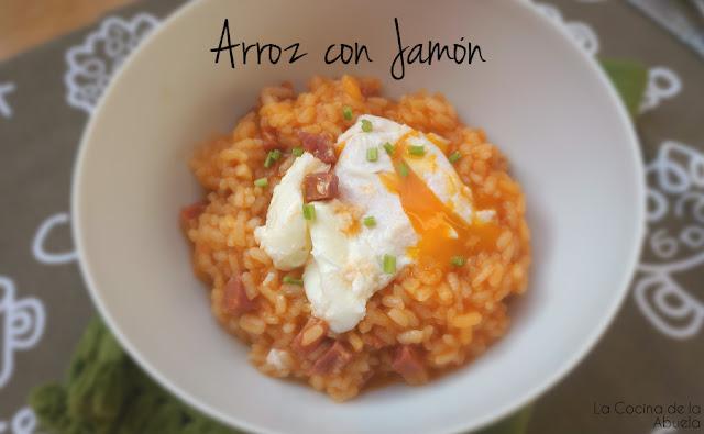 Arroz con Jamón.