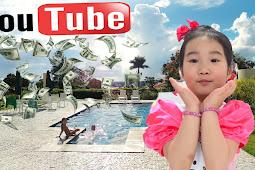 طفلة تشتري منزل ب 8 ملايين دولار بفضل ارباح قناتها على اليوتيوب